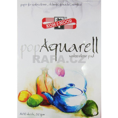 Blok Aquarell A4