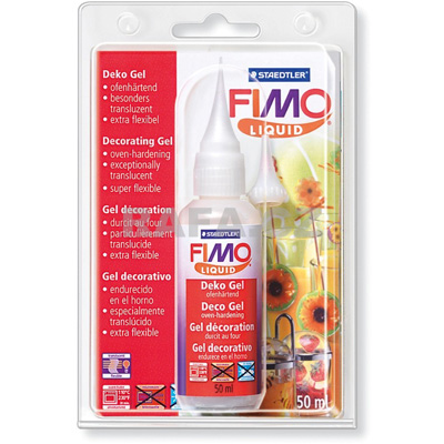 Dekora�n� g�l FIMO LIQUID 50ml