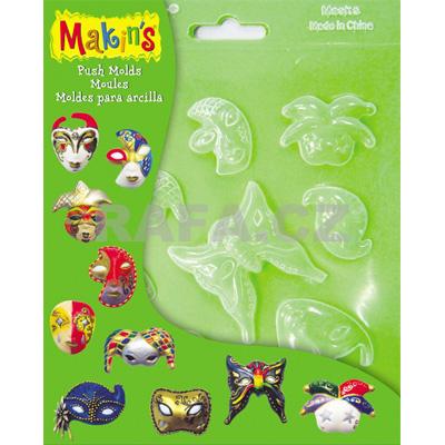 Forma vytl��acia MAKINS Masky