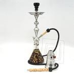 Vodn� fajka Aladin Amber 68cm/1 zlat�