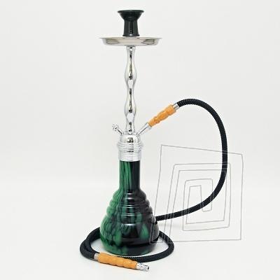 Vodn� fajka Narikela 55 cm �ierna zelen�