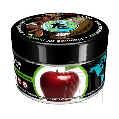Shaashii Zulu aroma pr�ok Jablko 120 g