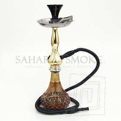 Vodn� fajka Khanjar Scar 45 cm
