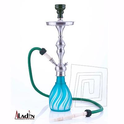 Vodn� fajka Aladin Bali 65 cm tyrkysov�