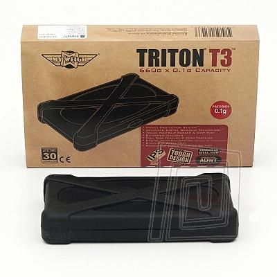 Digit�lna v�ha My Weight Triton T3 660 / 0,1 g