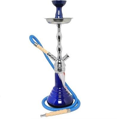 Vodn� fajka Boost HQ Blue Transparent Vipe 48 cm
