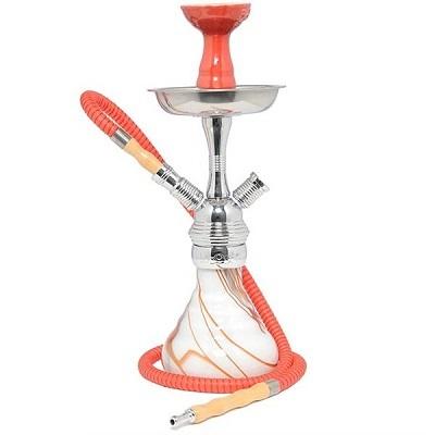 Vodn� fajka Boost HQ Red White Vipe 34 cm