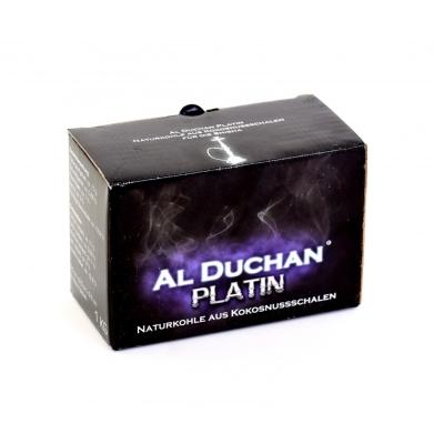 Uhl�ky do vodnej fajky Al Duchan Platin 1kg