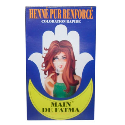 Henna - farba na vlasy Henn� 90g Main De Fatma