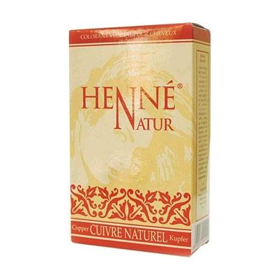 Henna - farba na vlasy Henn� 90g Natur Cuivre Naturel