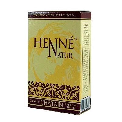 Henna - farba na vlasy Henn� 90g Natur Chatain