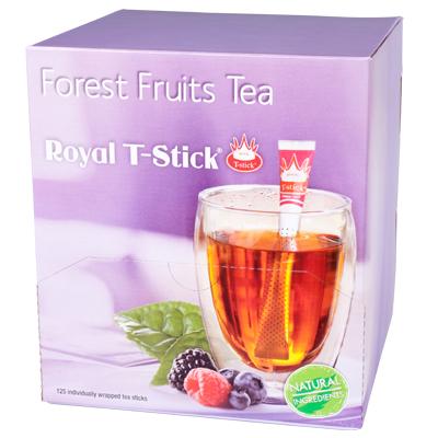 �aj Royal T-stick Forest Fruit Tea 125ks