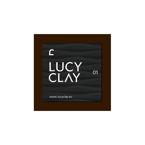 Polym�rov� hmota LUCYclay 50g hned�