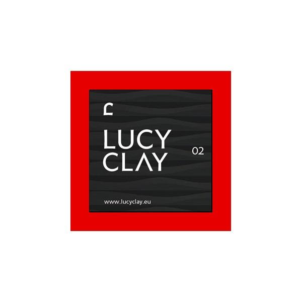 Polym�rov� hmota LUCYclay 50g �erven�