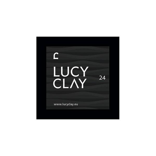 Polym�rov� hmota LUCYclay 50g �ierna