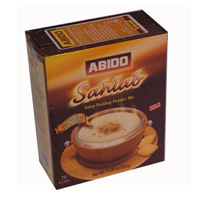 Sahlab Abido Spices Box 5 x 100g
