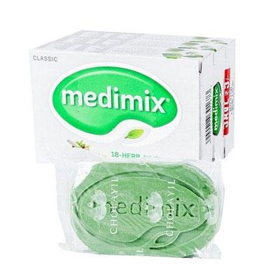Ayurv�dske mydlo Medimix 18 byl�n 3x125g