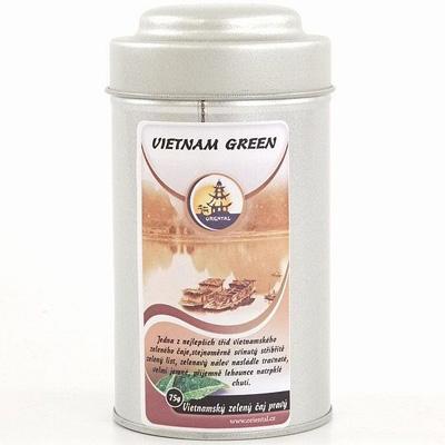 �aj aromatizovan� Vietnam green 75g d�za