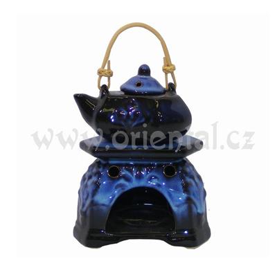 Aromalampa Kanvi�ka keramika 19 x 12cm