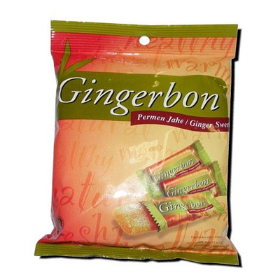 Cukr�ky Ginger 125g