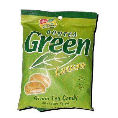 Cukr�ky Zelen� �aj - citr�n 125g